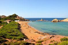 Cala Pregonda Menorca , SPAIN