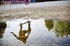 Gemaakt door National Geographic Channel fotograaf Marcus Reichman met een Samsung NX30.