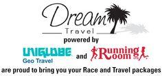 Awesome partners! @RunningRoom @Uniglobe Lets Go Travel