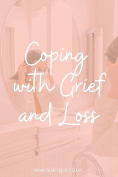 Check out this blog post where I discuss my journey with grief after I lost my mam at 13 years old. Simple Joy   Intentional Living Coach, Decluttering & Minimalism. Helping people find more joy & less overwhelm by decluttering their home & lives. #grief #loss #mindfulness #simplejoy #mentalhealth Feeling Lost, How Are You Feeling, Love Challenge, Grief Loss, Clear Your Mind, Losing Someone, Self Care Routine, Kids Reading, Decluttering