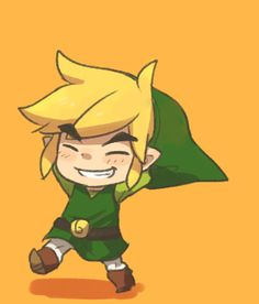 Photo of Toon Link pictures for fans of Toon Link.