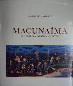 Macunaíma - Mário de Andrade: Mário de Andrade - Macunaíma - Capítulo II