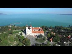 Tihany Hungary 4K Hungary, Films, Mansions, House Styles, World, Water, Pictures, Outdoor, Movies