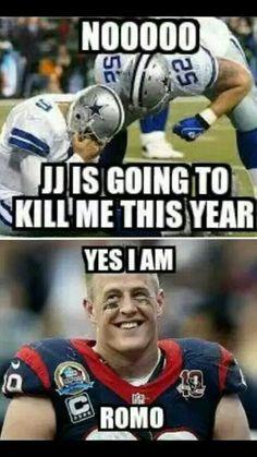 JJ Watt!