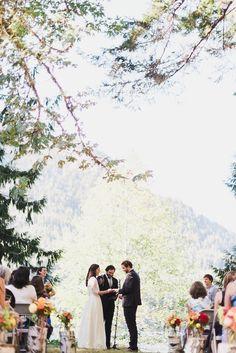 Shannon and Derek's Lakeside Outdoor Wedding, Washington State - The Outside Bride Bridal Dress Design, Outdoor Wedding Venues, Groom Attire, Washington State, Bridal Dresses, Dolores Park, The Outsiders, Wedding Planning, Bride