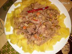 Kuracia pečienka na Moravanke s jogurtom (fotorecept) - Recept