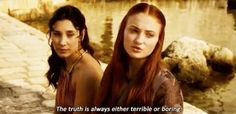 """21 Times Sansa Stark Was The Best Damn """"Game Of Thrones"""" Character"""