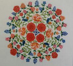 제6회 대한민국 전통채색화 공모대전 입상작과 특별 초대작가전 : 네이버 블로그 Oriental, Chinese Art, Spring Flowers, Graphic Illustration, Embroidery, Gallery, Blog, Inspiration, Painting