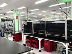 Launched: A Synthetic Biology Factory for Making Weird New Organisms (Ginkgo Bioworks)
