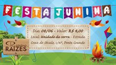 Convites para Festa Junina - Modelos, Fotos e Dicas