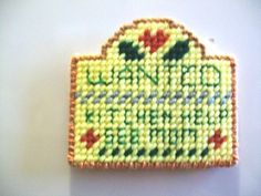 Wanted: Mother's Helper  Fridge Magnet with by EvelynMayfield