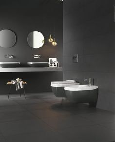 ABITO - Produzione sanitari di design in ceramica, arredo bagno e accessori - Hatria Srl