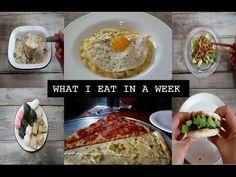 What I Eat In A Week | 일주일간 먹고 먹고 또 먹고.. (feat.이태원)