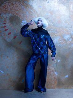 Sarra by Neil Mota for Elle Canada December 2012