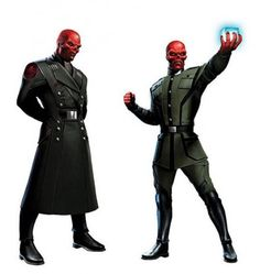 red skull outfit - Buscar con Google