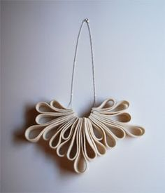 more appealing felt jewelry to DIY.