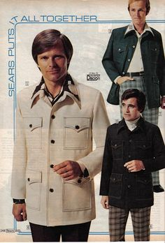 MeTV Network   11 extremely Seventies pages from the 1975 Sears catalog