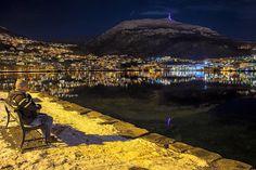 Bergen earilier this week! Photo: Atle Rasmussen