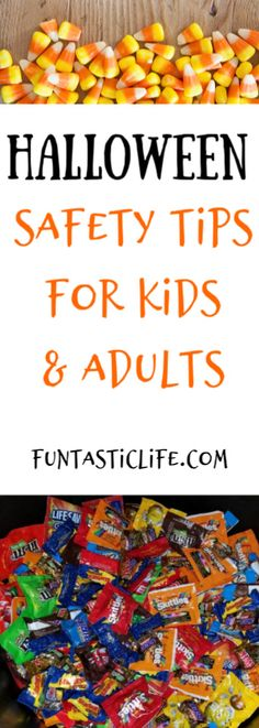 Halloween Safety Tips For Kids and Adults #Halloween #HalloweenTips