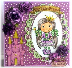 Queenie Tinsley  made by Paper Nest Dolls Rubber Stamps & sold individually. Items can be purchased in my ebay Store Pat's Rubber Stamps & Scrapbooks or call me 423-357-4334 with order, or come by 1327 Glenmar Ave. Mt Carmel, TN 37645, Pat's Rubber Stamps & Scrapbook supplies 423-357-4334. We take PayPal. You get free shipping with the phone orders of $30.00 or more