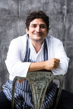 The World's Best Restaurant 'Mirazur' comes to Mumbai as legendary Chef Mauro Colagreco recreates a bespoke dining experience from Will Turner, Plaza Athenee Paris, Chef Pictures, Chefs, Grand Chef, Hotel Paris, Park In New York, Beach Meals, Different Vegetables