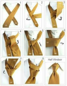 Diy Discover the Half Windsor.I have GOT to learn how to tie a tie! Half Windsor Windsor Knot Cool Tie Knots Cool Ties Simple Tie Knot Suit Fashion Mens Fashion Tie A Necktie Mode Costume Clothing Hacks, Mens Clothing Styles, Cool Tie Knots, Simple Tie Knot, Half Windsor, Windsor Knot, Tie A Necktie, Cravat Tie, Mode Costume