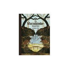 Izzy is learning German!  Das Wurzelkinder- Stehauf- Buch. Pop- Up- Buch.