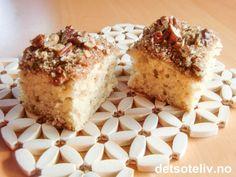 American Coffeecake | Det søte liv