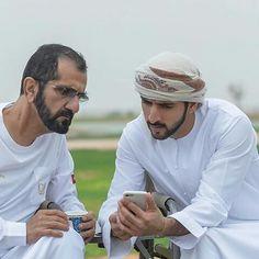 Thursday, 16/02/2017  Vice President and Prime Minister of the UAE and Ruler of Dubai, His Highness Sheikh Mohammed bin Rashid Al Maktoum with his son, Crown Prince of Dubai His Highness Sheikh Hamdan bin Mohammed bin Rashid Al Maktoum ~~~~~~~~~~~~~~~~~~~~~~~~~~ 🔁 repost from Sheikh Hamdan @faz3  #SheikhHamdan #HamdanMRM #HMRM #HamdanBinMohammed #PrinceHamdan #AlMaktoum #CrownPrinceOfDubai #Fazza #Fazza3 #Faz3 #Dubai #UAE #UnitedArabEmirates #fansfazza3_indo #fansfazzaindonesia