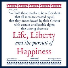 Life Liberty And The Pursuit Of Happiness Quote Happy Beginning  Life Liberty And The Pursuit Of Happiness