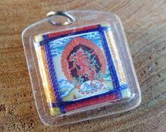 Sungma Pema Dakini - Cordão de Proteção - Budismo Tibetano