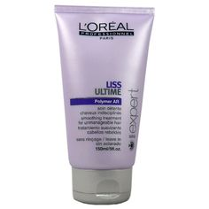 Loreal Series Expert Liss Ultime Smoothing Leave In Treatment, 5-Ounce Bottle
