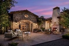 Stunning French provincial home in Paradise Valley