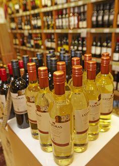 Wine displays at the Wine Centre, Kilkenny #wine