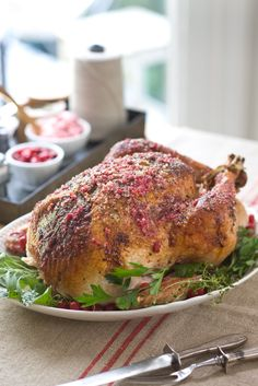 Thanksgiving Dinner: Talkin'Turkey - Chef Brian Morris and son Jack demystify all things turkey in short how-to videos.