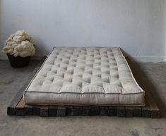 home of wool - wool mattress