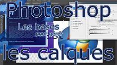 Photoshop est un outil compliqué à prendre en main si les bases ne sont pas correctement expliquées et apprises. Voici donc une vidéo sur les bases de la gestion des calques afin d'appréhender le système qui sous tend tout travail sous Photoshop.