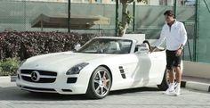 Wimbledon Tennis Stars and Their Cars