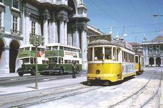 Terreiro do Paço, Lisboa, c.1970