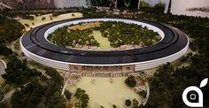 Nuovo video in 4K svela i progressi del Campus 2 di Apple [Video]