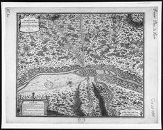 Old Maps of Paris Paris Pictures, Old Pictures, Plan Ville, Plan Paris, History Encyclopedia, Paris Map, Paris Ville, Old Maps, Vintage Paris