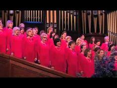 David Archuleta and the Mormon Tabernacle Choir - A Wondrous ...