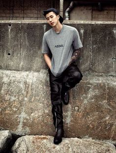 Find images and videos about kpop, asian and jay park on We Heart It - the app to get lost in what you love. Jay Park, Park Jaebeom, Korean American, Korean Men, Jaebum, Asian Boys, Asian Men, Rapper, Flower Boys