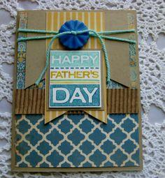 Tarjetas para el Día del Padre | Mas que Manualidades