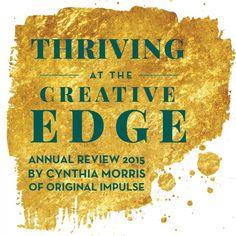 Cynthia Morris annual review