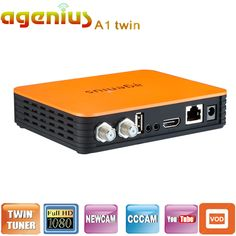 New DVB-S2 receiver Agenius A1 twin+IKS+SKS+CS +VOD +H.265(HEVC)+USB WIFI work for Latin America  Price: 90.99 & FREE Shipping #computers #shopping #electronics #home #garden #LED #mobiles #rc #security #toys #bargain #coolstuff |#headphones #bluetooth #gifts #xmas #happybirthday #fun Latin America, Wifi, Audio, Usb, Free Shipping, Electronics Gadgets, Tech Gadgets, Mobiles, Computers