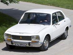 Peugeot 504 (1975 – 1977).