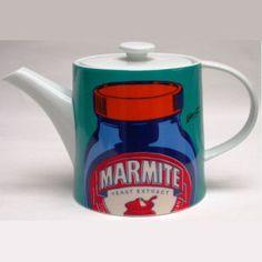 Marmite: Marmite Green Tea Pot