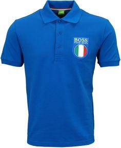 Boss Green Italy polo shirt