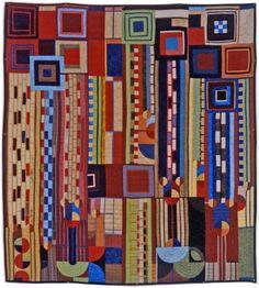 Great Modern Quilt!